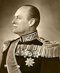 Olav V. King of Norway