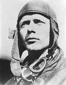 Charles Lindbergh U.S. Aviator, First to fly solo across the Atlantic