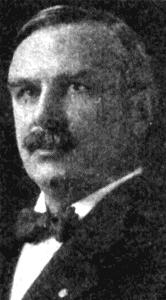 John Raker, past member of U.S. House of Representatives
