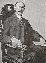 Henry Rathbone, past member of U.S. House of Representatives