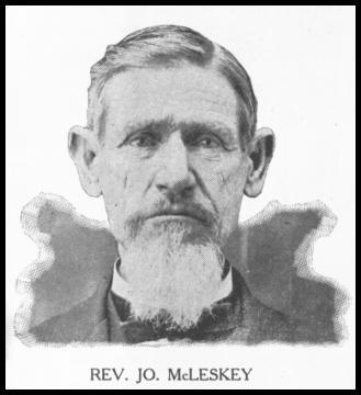 Joseph McLeskey, prominent Reverend