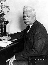 Oscar Stanton De Priest, past member of U.S. House of Representatives