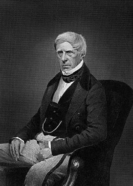 Henry Peter Brougham, Lord Chancellor of U.K. (1830-1834)