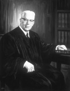 Earl Warren, U.S. Chief Justice (1953–1969)