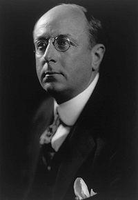 Homer Stille Cummings, 55th U.S. Attorney General