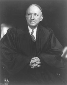 Hugo Black Associate Justice of U.S. Supreme Court (1937-1971)