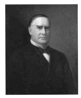William Mckinley, 25th U.S. President