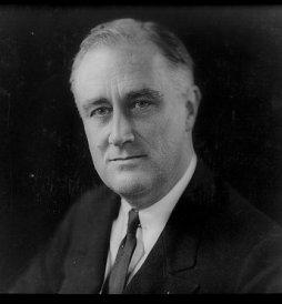 Franklin Roosevelt, 32nd U.S. President (1933–1945)