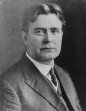 William Borah, Past U.S. Senator