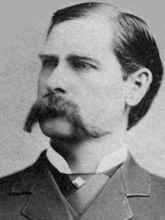 Wyatt Earp, iconic American Lawman