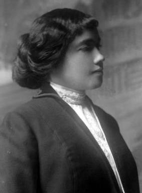Georgia Dwelle, first female African-American Physician(GUOOF)