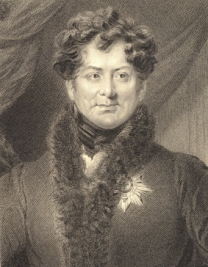 George IV,  King of Hanover  and the Unites Kingdom of Great Britain and Ireland (1820-1830)