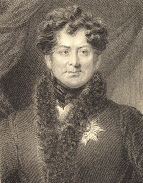 George IV,King of Hanover and the Unites Kingdom of Great Britain and Ireland(1820-1830)