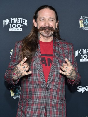"""Oliver Peck, Tattooer, Celebrity Judge on """"Ink Master"""", Texas Entrepreneur."""