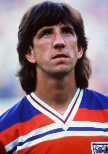 Paul Mariner, English International Football Player