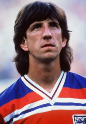 Paul Mariner, English International Football Player