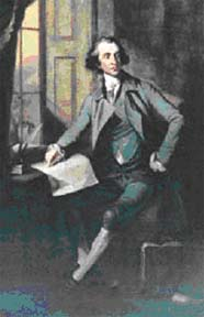 Sir George Savile, 8th Baronet and English politician.